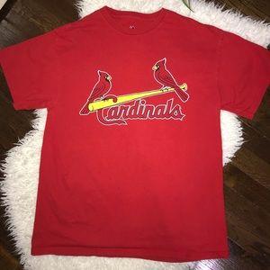 Majestic St. Louis cardinals shirt